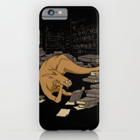 The Book Wyrm iPhone 6 Slim Case