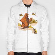 Watch Out for BearZilla Hoody