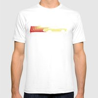 The Classic Mens Fitted Tee White SMALL
