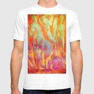 T-shirt featuring Bas Relief  by Ganech Joe