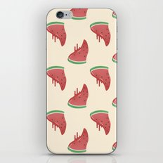 Summer Pizza iPhone & iPod Skin