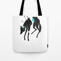 Shadowshow Tote Bag