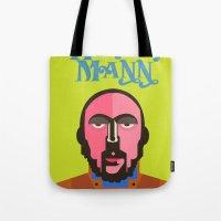 Herbie Mann Tote Bag