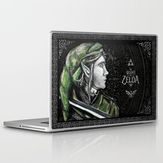 Legend of Zelda - Link The Proud Hylian.  Laptop & iPad Skin