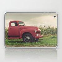 The Farm Truck Laptop & iPad Skin