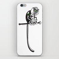 Mona Monkey iPhone & iPod Skin