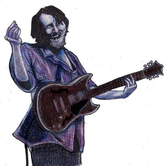 John Bell- Singing Art Print