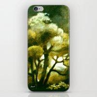 Spirit Of The Tarairi Tr… iPhone & iPod Skin