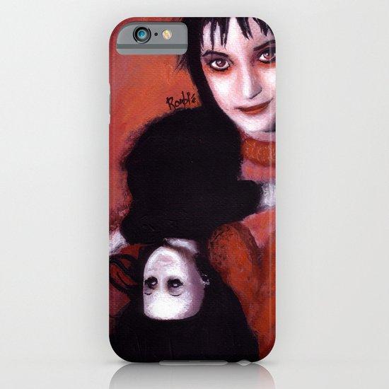 Lydia Deetz iPhone & iPod Case