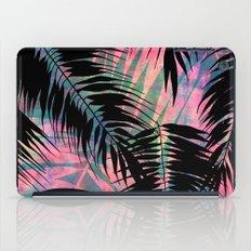 Maui Palm {Black A} iPad Case