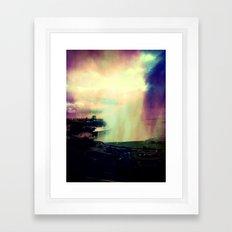 Noise Epic Framed Art Print