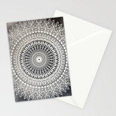 DESERT MOON MANDALA Stationery Cards