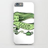 GGDUB - Gene in a Bottle  iPhone 6 Slim Case