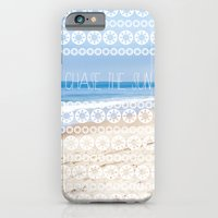 Chase the Sun iPhone 6 Slim Case
