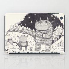 gruffalo iPad Case