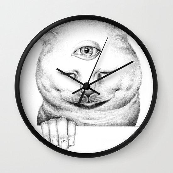 human after all II Wall Clock
