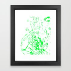 2a Framed Art Print