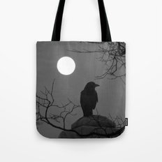 In The Moonlight  Tote Bag