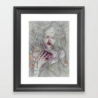 Mary Rogers Framed Art Print