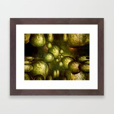 Fantasy World Framed Art Print