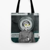 Dr Smena And The Cozmic … Tote Bag