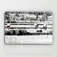 Rice field Laptop & iPad Skin