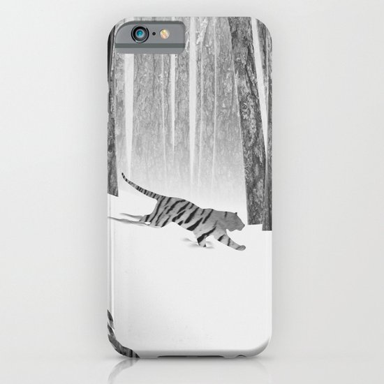 Martwood Tiger iPhone & iPod Case
