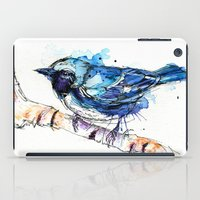 Black-Throated Blue Warb… iPad Case