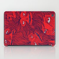 Hairwolves iPad Case