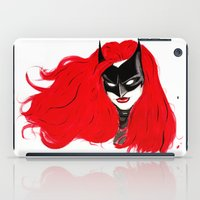 The Batwoman iPad Case