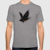 Sweet Bird Mens Fitted Tee Athletic Grey SMALL