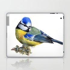Bluetit Laptop & iPad Skin