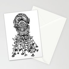 Daisy Diver Stationery Cards