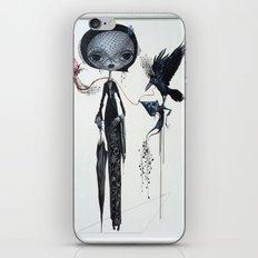 gothic kebaya iPhone & iPod Skin