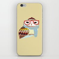 Snug Owl iPhone & iPod Skin