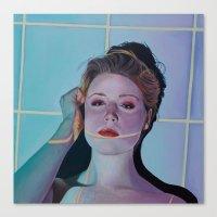 Y2K-Esque Canvas Print