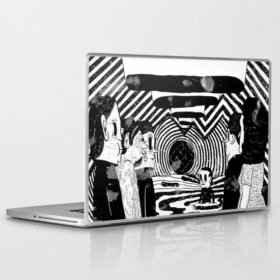 """""""Reflektor"""" by Steven Fiche Laptop & iPad Skin"""