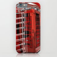 iPhone & iPod Case featuring Phone Box by Aimee St Hill