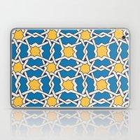 Morocco ornament Laptop & iPad Skin