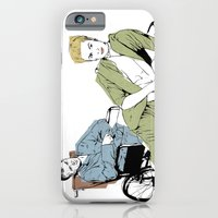 iPhone & iPod Case featuring Rear Window by Abel Fdez