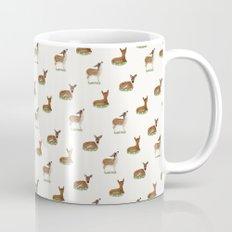 Deer Print Mug