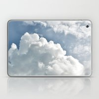 Cumulus Sky Laptop & iPad Skin