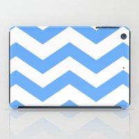 Chevron Lines  iPad Case