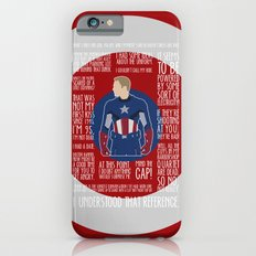 The First Avenger iPhone 6 Slim Case