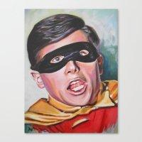 Derp Wonder Canvas Print