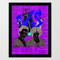 Bill & Ted: Wyld Stallyn… Art Print