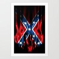 General Lee Art Print