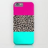 Leopard National Flag iPhone 6 Slim Case