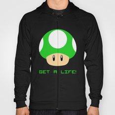 Get A Life! (Super Mario) Hoody