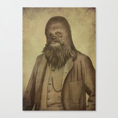 Chancellor Chewman  Canvas Print